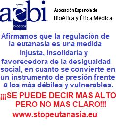 Los colectivos médicos se manifiestan en contra de regular la Eutanasia en España.