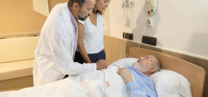 Eutanasia: solo el 0,5% de los pacientes de cuidados paliativos la piden, según un estudio.
